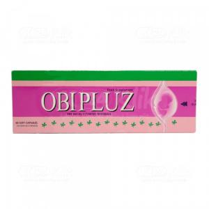Apotek Online - OBIPLUZ SOFTCAP 60S