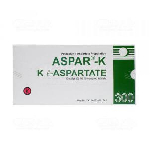 JUAL ASPAR-K TAB