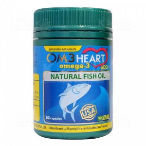 Apotek Online - OMEHEART CAP 60S BTL (OM3HEART)