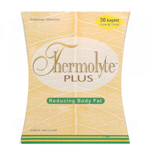JUAL THERMOLYTE PLUS 30'S