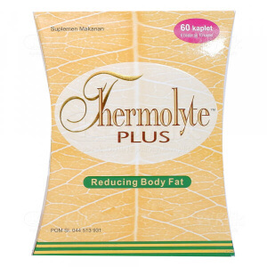 JUAL THERMOLYTE PLUS 60'S