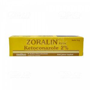 Apotek Online - ZORALIN CR 10GR