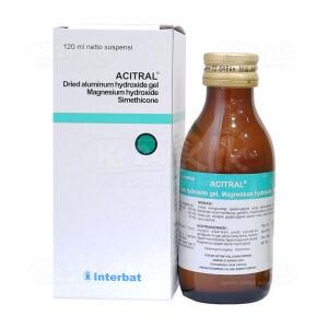 Apotek Online - ACITRAL SUSP 120ML
