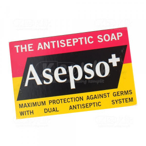 JUAL ASEPSO SOAP 80G