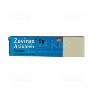 JUAL ZOVIRAX CR 5% 5G TUBE
