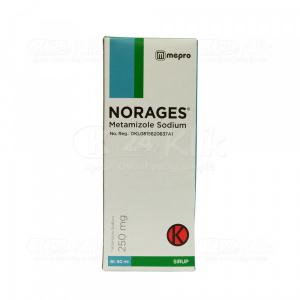 Apotek Online - NORAGES SYR 60 ML 250MG/5ML