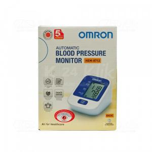 JUAL OMRON AUTOMATIC BLOOD PRESSURE MONITOR HEM-8712