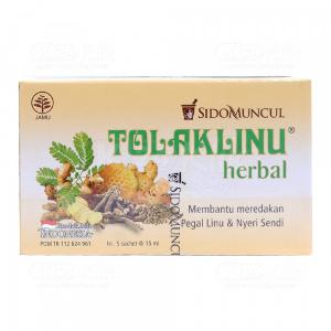 JUAL TOLAK LINU HERBAL 15ML SACH 5S