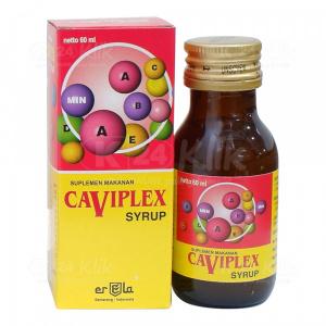 Apotek Online - CAVIPLEX SYR 60ML