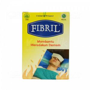 JUAL FIBRIL CAP 30S