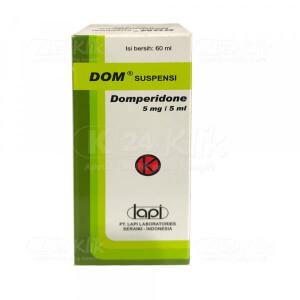 JUAL DOM SIRUP 60ML