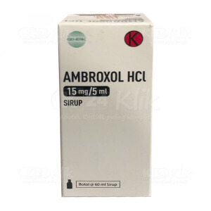 JUAL AMBROXOL PROMED 15MG/5ML SYR 60ML