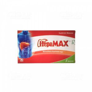 JUAL HEPAMAX CAP 30S