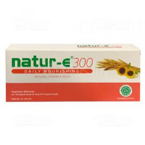 Apotek Online - NATUR E NOURISHING 300IU SOFT CAP 16S