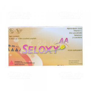 Apotek Online - SELOXY AA TAB