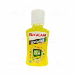 JUAL ENKASARI MOUTHWASH CITRUSMINT 100ML