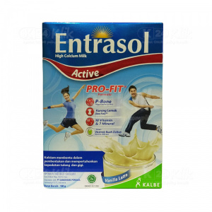 Apotek Online - ENTRASOL ACTIVE VANILLA LATTE 160GR
