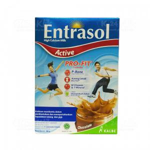 JUAL ENTRASOL ACTIVE COKLAT 350G