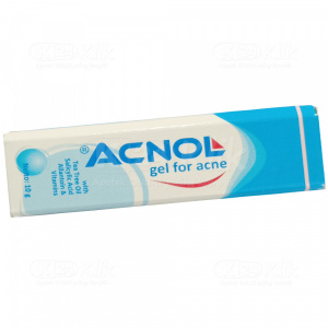 JUAL ACNOL FOR ACNE GEL 10G