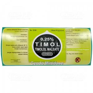 JUAL CENDO TIMOL 0.25% MD