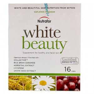 Apotek Online - NUTRAFOR WHITE BEAUTY 16S
