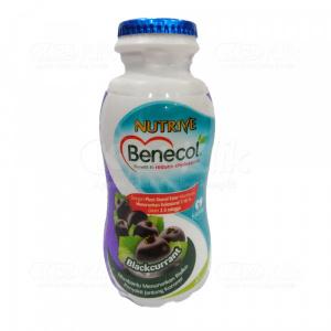 JUAL NUTRIVE BENECOL BLACKCURANT NO SUGAR 100ML