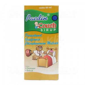 Apotek Online - PACDIN BABY COUGH SYRUP 60ML