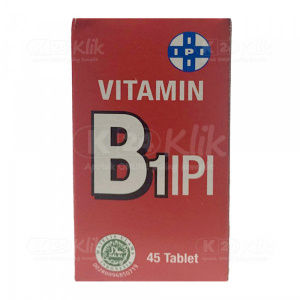 Apotek Online - VITAMIN B1 IPI 45'S/TUBE