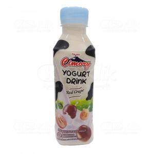 JUAL CIMORY YOGHURT DRINK RED GRAPE 250ML