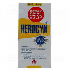 Apotek Online - BEDAK HEROCYN 75G