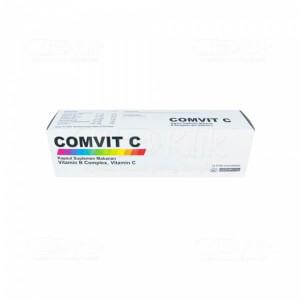JUAL COMVIT C CAP 100S