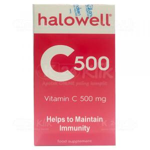 JUAL HALOWELL C 500MG FC CAPL 30S BTL