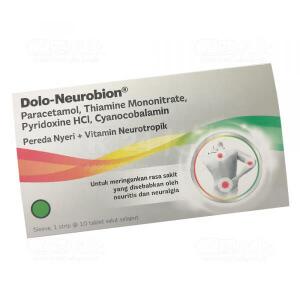 JUAL DOLO NEUROBION TAB 50S