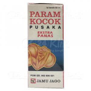 JUAL PUSAKA PARAM KOCOK EKSTRA PANAS 60ML
