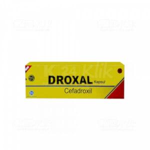 JUAL DROXAL 500MG CAP 50S