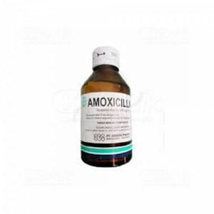 JUAL AMOXICILLIN ERRITA 125MG/5ML D SYR 60ML