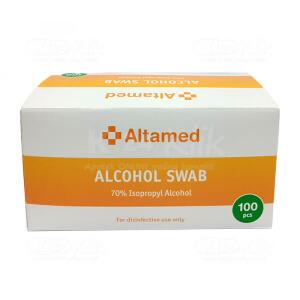 JUAL ALTAMED ALKOHOL SWAB 100S