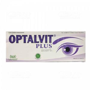 JUAL OPTALVIT PLUS FC TAB 30S