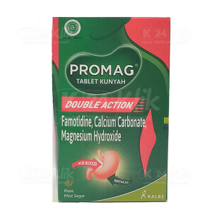JUAL PROMAG DOUBLE ACTION STRIP 12S