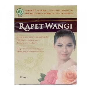 Apotek Online - RAPET WANGI CAPL 10S