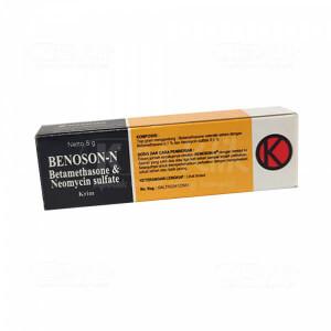 Apotek Online - BENOSON N CR 5G