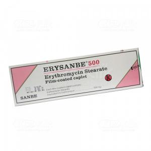 JUAL ERYSANBE 500MG TABLET