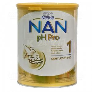 JUAL NAN PH PRO 1 0-6BLN 800G KALENG