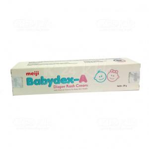 Apotek Online - BABYDEX A DIAPER RASH CR 20G
