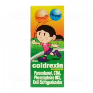 JUAL COLDREXIN SYRUP