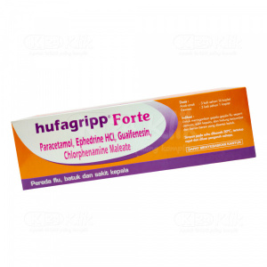 JUAL HUFAGRIP FORTE TAB 100S
