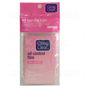 JUAL CLEAN & CLEAR OIL CONTROL FILM PINK GRAPEFRUIT 50S