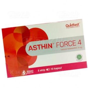 JUAL ASTHIN FORCE 4MG CAP 20S