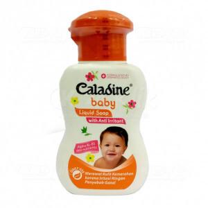 JUAL CALADINE BABY LIQUID SOAP 110ML