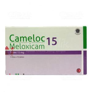JUAL CAMELOC 15MG TAB 50S
